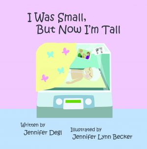 I Was Small, But Now I'm Tall