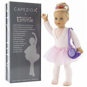 Capezio Ballerina Eimmie Doll