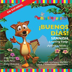 BUENOS DÍAS  – Spanish Learning Songs