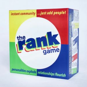THE RANK GAME