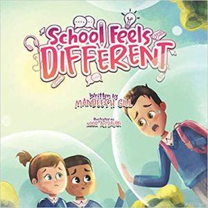 Award-Winning Children's book — School Feels Different