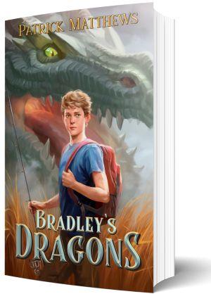 Award-Winning Children's book — Bradley's Dragons