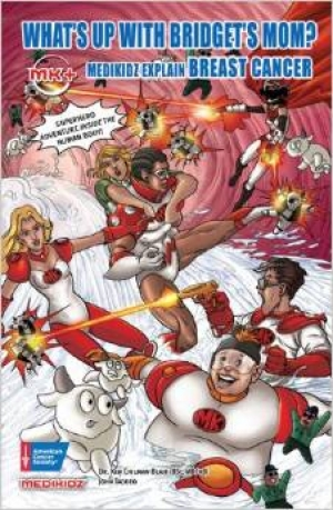 What's Up With Bridget's Mom? Medikidz Explain Breast Cancer