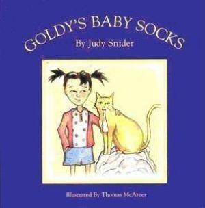 Goldy's Baby Socks