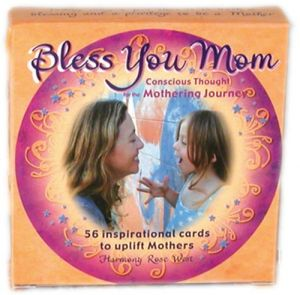 Bless You Mom card deck