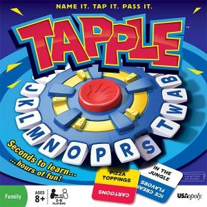 Tapple - Fast Word Fun For Everyone!