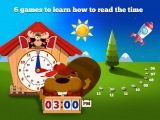 Tic Toc Time:Break down the day to learn how to tell time