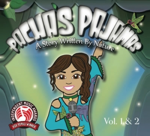 Pacha's Pajamas: A Story Written By Nature Vol. 1 & 2