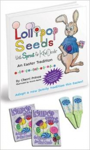 Lollipop Seeds that Sprout for Kind Deeds