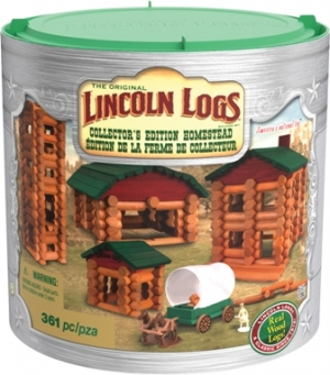 Lincoln Logs Collector's Edition Homestead