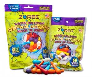 ZORBZ Self-Sealing Water Balloons
