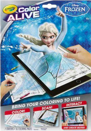 Color Alive Frozen