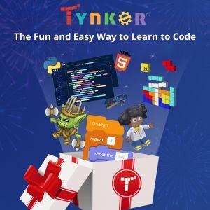Tynker Learning to Code Platform