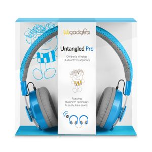 Untangled Pro Children's Bluetooth Headphones