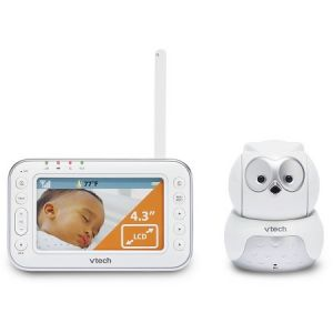 VTech Safe&Sound® VM344 Video Baby Monitor with Pan & Tilt Camera
