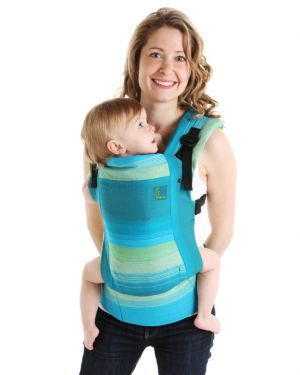 Woven TREK Chimparoo baby carrier