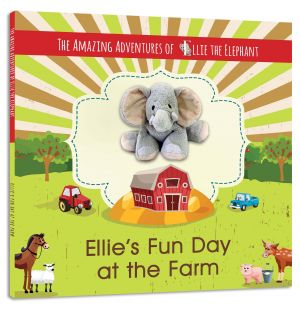 The Amazing Adventures of Ellie The Elephant - Ellie's Fun Day at the Farm