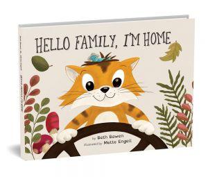 Hello Family I'm Home