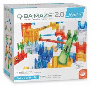 Q-BA-MAZE 2.0: Rails Builder Set