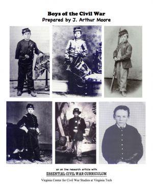 Boys of the Civil War