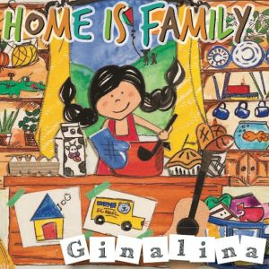 Children's Album: Home Is Family, by Ginalina
