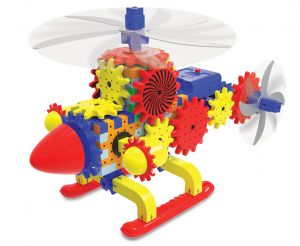 Techno Gears Quirky Copter
