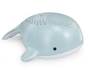 VTech BC8312 Wyatt the Whale™ Storytelling Baby Soother with Glow-on-Ceiling Night Light