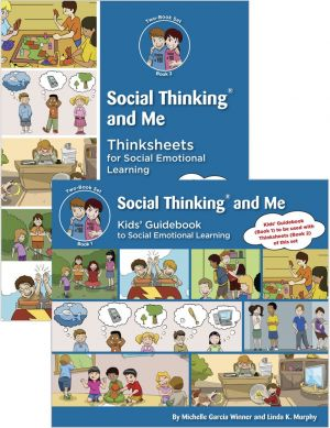 Social Thinking and Me (Two-Book Set)