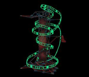 K'NEX THRILL RIDES: Web Weaver Roller Coaster™ Building Set