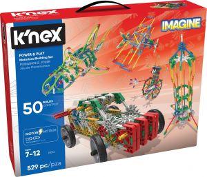 K'NEX IMAGINE: Power & Play Motorized Building Set