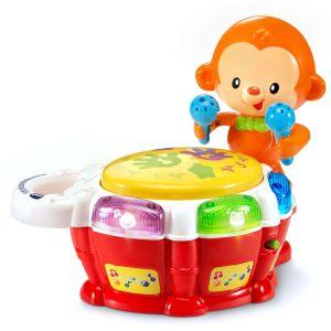 Baby Beats Monkey Drum™