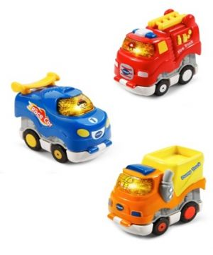 Go! Go! Smart Wheels® Press & Race™ Vehicles