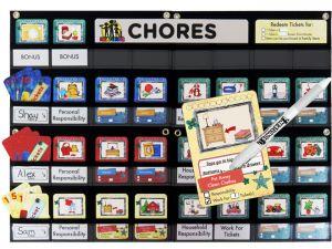 NEATLINGS Chore Chart System