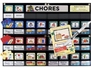 NEATLINGS Chore Chart System