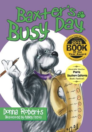 Baxter's Busy Day
