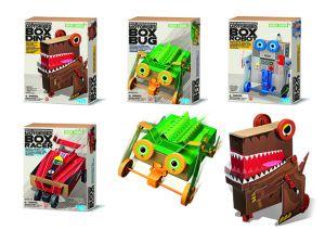 Green Science / Box Series