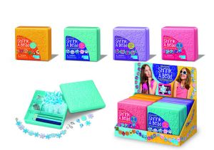 Shrink Beads Making Kit (4 styles assorted)