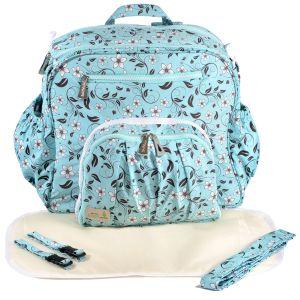 Baby Cedar Diaper Bag