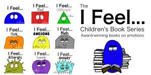 The I Feel... Children's Book Series