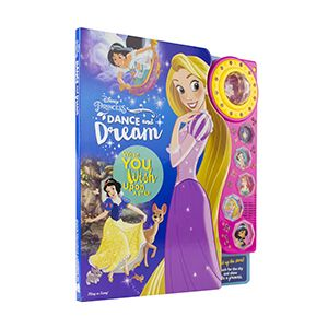 Disney Princess: Dance and Dream
