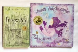 Special Holiday Bundle:  Winter's First Snowflake + Frogwilla, A Treefrog's Story