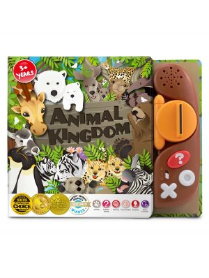Book Reader Animal Kingdom