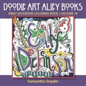 Emily Dickinson Coloring Book