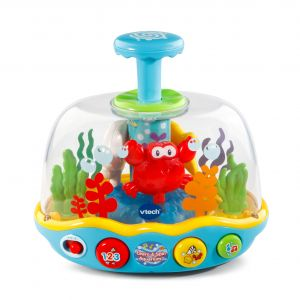 Learn & Spin Aquarium™