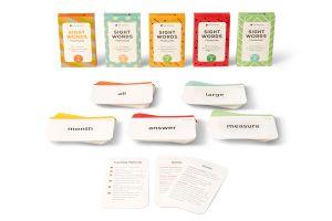 500+ Sight Words Flash Cards Bundle Kit