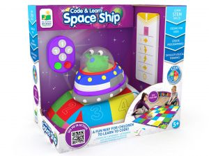 Code & Learn Space Ship