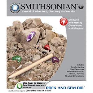SMITHSONIAN ROCK AND GEM DIG