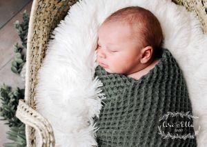 Ari & Ella Baby Cloud Blanket