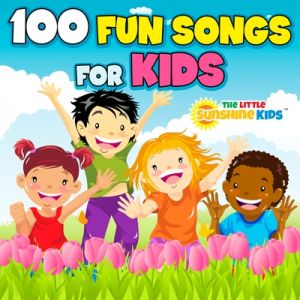 100 Fun Songs For Kids /Audio Experience music album and playlist