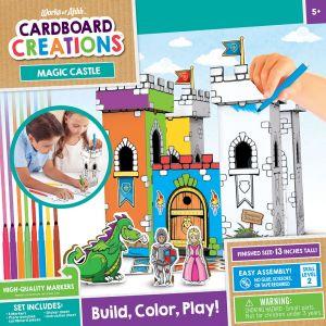 Works of Ahhh Cardboard Creations Kits